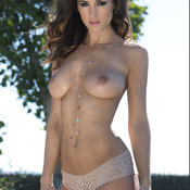 Rosie Jones - awesome girl with medium natural tittes image