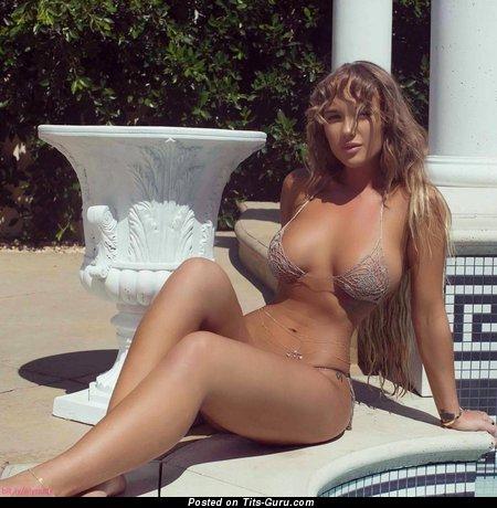 Niykee Heaton - sexy nude hot female pic