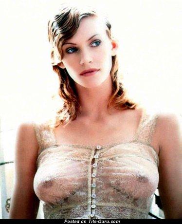 Natasha Henstridge - Nice Canadian Blonde Actress with Nice Defenseless Regular Titties (Hd Sex Pic)
