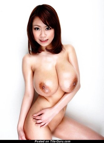 Изображение. Ria Sakuragi - изображение красивой раздетой азиатки с большими сиськами