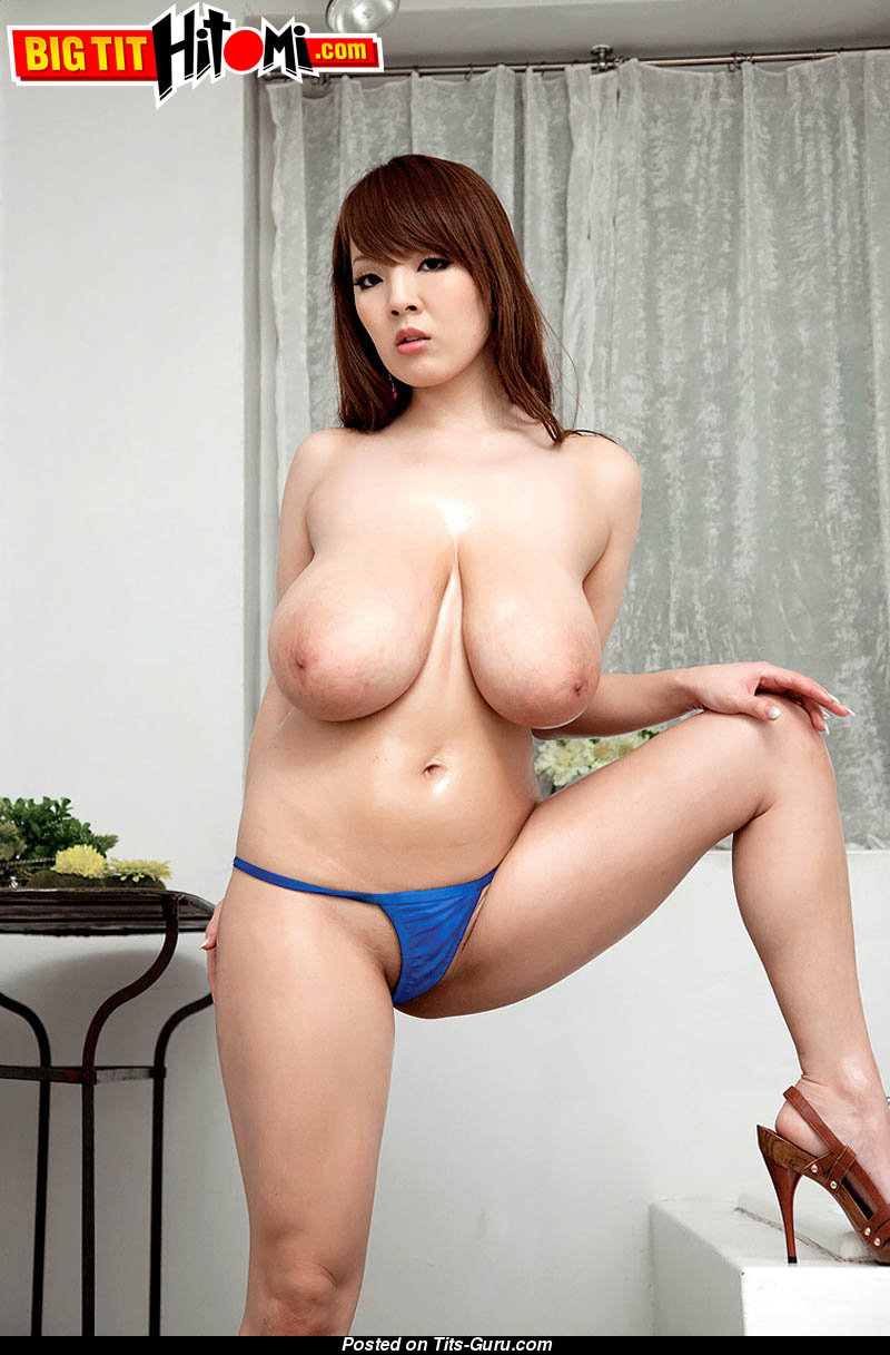 Hitomi Tanaka - Honey With Naked Natural Massive Busts 18 -2058