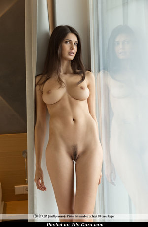 Image. Jasmine A - nude wonderful lady with big natural tits photo