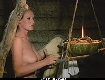 Image. Ursula Andress - nude awesome lady with medium natural tittes picture