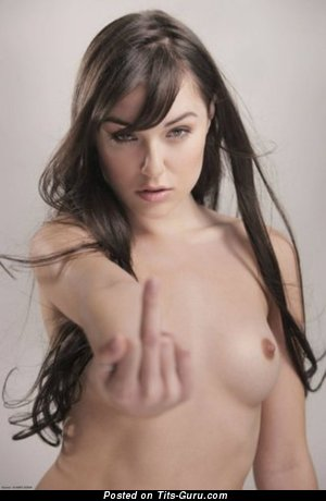 Image. Sasha Grey - nude hot woman with small natural boob picture