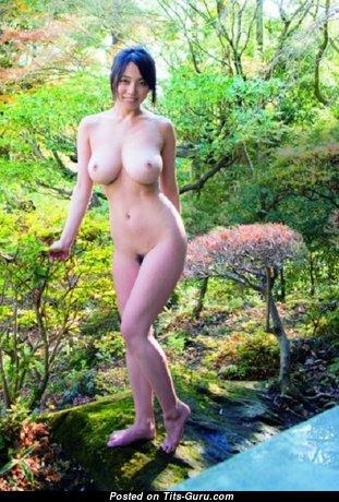Asami Sakanoue - Gorgeous Topless Asian Brunette Pornstar & Actress with Gorgeous Nude Medium Sized Tittys (Sex Photo)