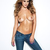 Rosie Jones - nice female with big natural breast photo