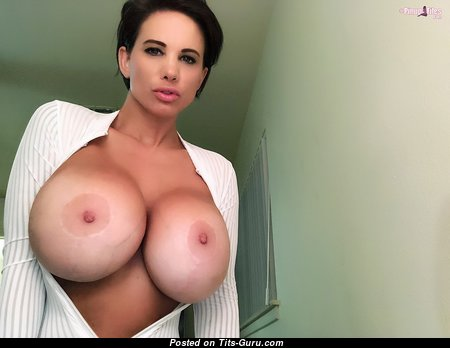 Brittany Elizabeth - Marvelous Topless & Glamour American Blonde Babe with Graceful Open Fake Vast Boobies (Hd Xxx Pix)