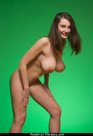 Image. Nude awesome female with big boobies photo