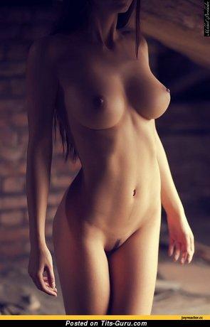 Delightful Nude Honey (Xxx Photoshoot)