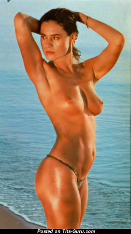Corinne Cléry - Hot Topless Dame (Hd Xxx Photoshoot)