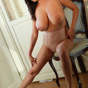 Ewa Sonnet - nice lady with huge natural tits photo