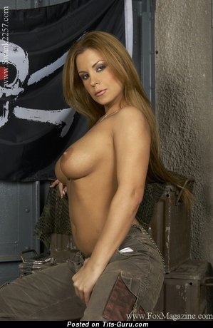Sweet Lassie with Sweet Naked Big Sized Boob (Sexual Image)