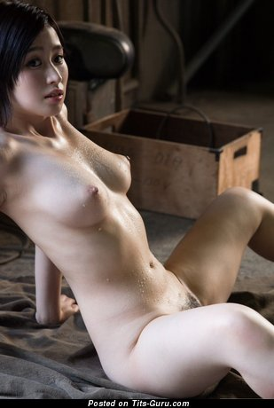 Image. Sexy topless asian photo