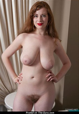 Image. Misha L - nude amazing female with huge boobies photo