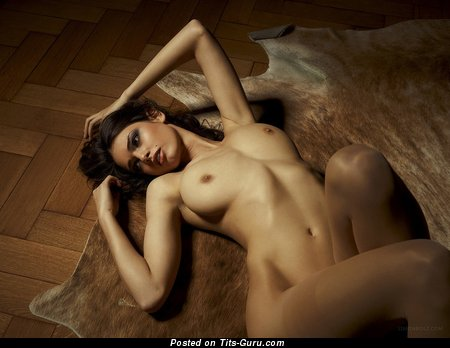 Image. Nude wonderful female with big boobs picture