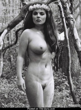 Geri Halliwell - Superb British Red Hair Actress with Superb Nude Mid Size Knockers (Hd Sexual Picture)
