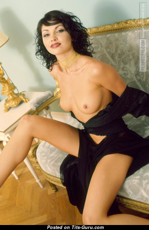 Nastia Dezevkova - Graceful Topless Miss with Graceful Nude Real Boob (Sex Photo)