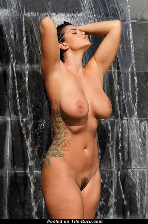 Alison Tyler - nude wonderful female with big tits picture