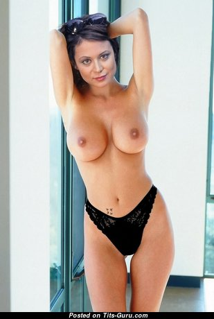 Catherine Bell - Wonderful British, American Red Hair Actress with Wonderful Bald Real Tight Breasts (Hd Sexual Photo)