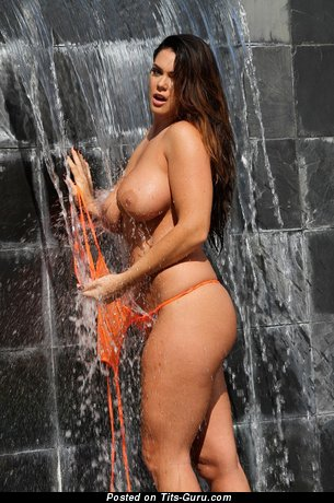 Alison Tyler - nude wonderful female with big boobies picture