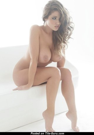 Beautiful Babe with Beautiful Open Normal Jugs (Porn Pic)