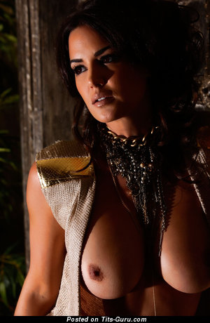 Image. Tiffany Taylor - sexy naked brunette with big tittys image