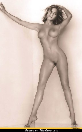 Image. Naked beautiful woman with medium tittys image