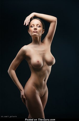 Image. Awesome lady with medium breast pic