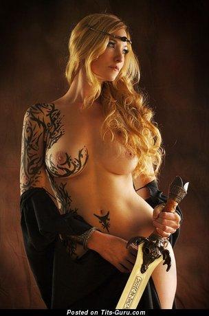 Image. Nude beautiful woman image