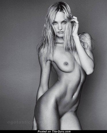 Pretty Blonde with Pretty Nude Natural Tit (Hd Porn Pic)