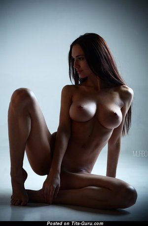 Image. Anastasia Martzipanova - wonderful girl with big breast image