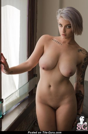 Pulp Suicide - Good-Looking American Lady with Good-Looking Naked Real Medium Sized Titties (Hd Porn Pix)
