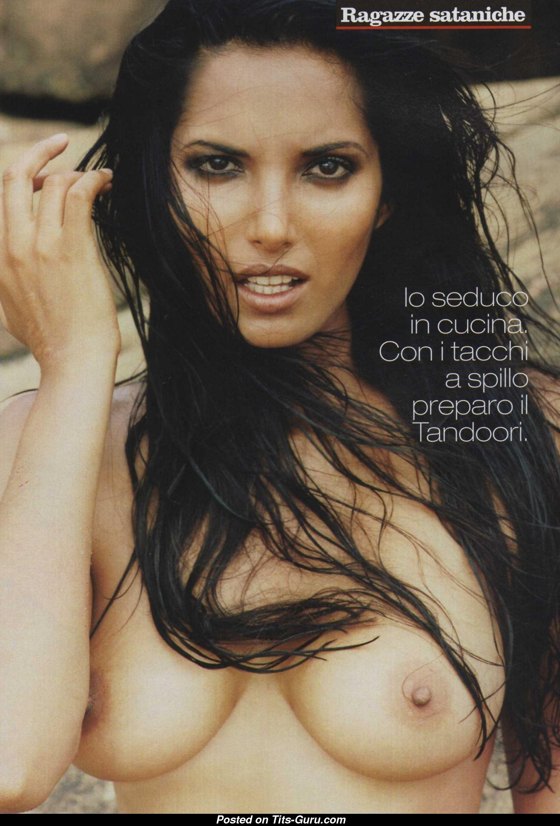 Watch Padma lakshmi nude video