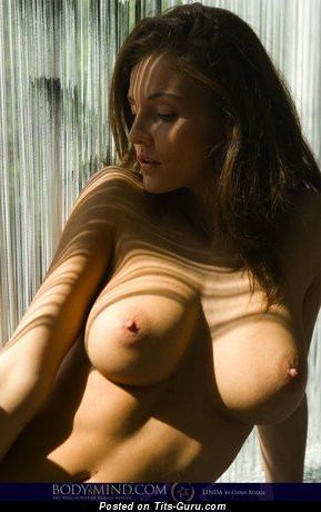 Image. Nude awesome female with big tits pic