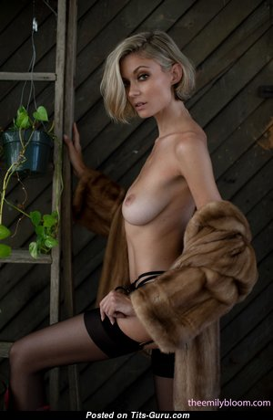 Anna Lisa Wagner - Handsome Topless Girl with Handsome Defenseless Real Boobie (Hd Sex Photo)