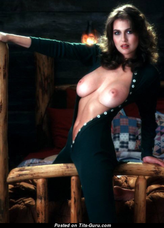 Cathy Larmouth - Hot Topless American Playboy Red Hair with Hot Bare Natural Tight Tittys (Vintage Hd Porn Foto)