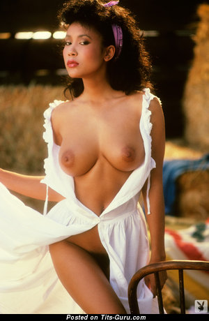 Venice Kong - Fine Jamaican Playboy Babe with Fine Open Real C Size Melons (Xxx Picture)