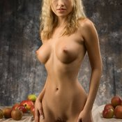 Lia May - wonderful female with medium breast photo