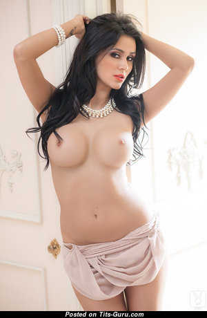 Rachel Lynn Owen - Fascinating American Brunette Babe with Fascinating Defenseless Round Fake Busts (Sex Image)