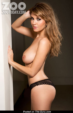 Image. Sophie Alexandra - sexy naked awesome girl with medium natural boobs photo