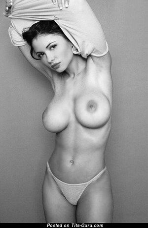 Image. Beautiful lady with big breast pic
