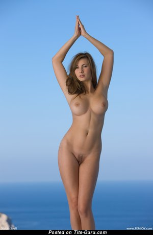 Image. Josephine - naked awesome female with big tittys pic