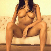 Manuela Arcuri - awesome lady with big natural breast image