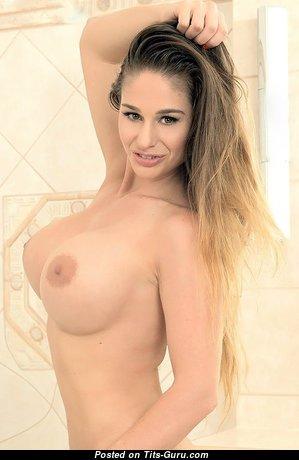 Cathy Heaven - Wonderful Hungarian Pornstar with Wonderful Exposed Fake Tots & Inverted Nipples (18+ Wallpaper)