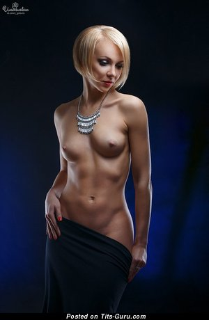 Image. Kate - nude hot woman with medium natural boob image