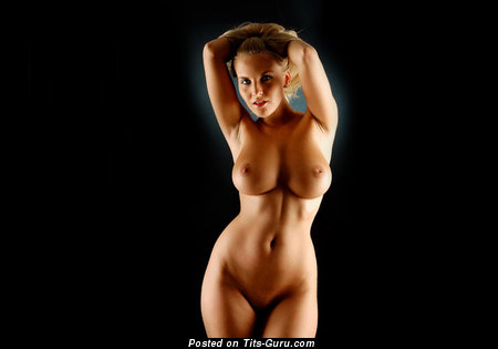 Image. Beautiful woman with big boob image