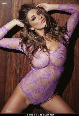 Sweet Undressed Babe (Porn Image)