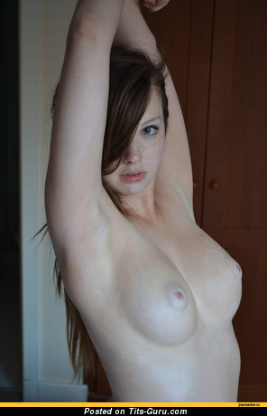 Image. Amazing girl with medium tits picture