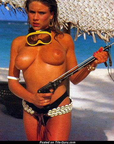 Samantha Fox: naked amazing lady photo
