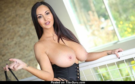 Ava Addams - Grand French, American Babe with Grand Naked Sizable Breasts (Xxx Photoshoot)